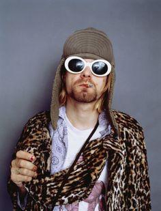Kurt Cobain by Jesse Frohman, 1993