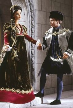 Ken® and Barbie® Dolls as Romeo & Juliet | The Barbie Collection
