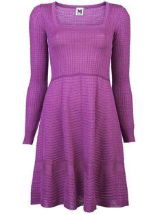 M MISSONI - Long knit dress