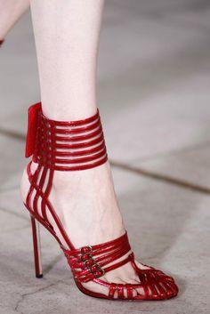 antonio berardi, lfw, spring 2012, fashion, shoes,