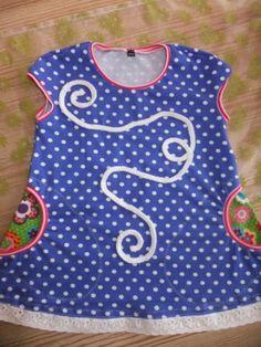 Farbenmix Amelie -- Ameliekleidchen Amelie, Sewing, Tops, Fashion, Kid Recipes, Moda, Dressmaking, Couture, Fashion Styles