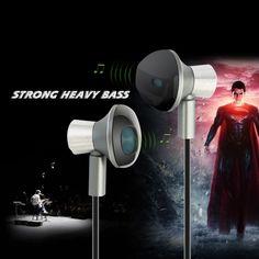 3.5mm In-ear Bass Headset Stereo Earphone Headphone Earbud For iPhone 5 6 Plus #YCCTEAM