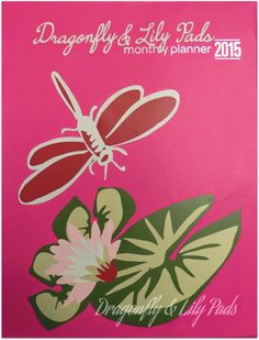 """I added """"2015 Blog Planner Designed for Dragonfly & Lily Pads"""" to an #inlinkz linkup!http://www.dragonflyandlilypads.com/2015/01/2015-blog-planner-designed-for.html"""