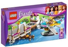 Amazon.com: LEGO Friends Heartlake Flying Club #3063: Toys & Games Mia