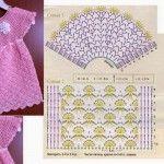 Lacy Dress Baby Crochet