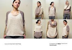 Daniela Pais: Elementum Lookbook Winter 2010/11