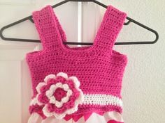 Ramblings of a Stay at Home Mom: Crochet Bodice Dress...free pattern