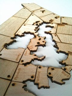 A prototype, lots to improve but you get the idea. Hopefully for sale soon. Shipping Forecast, Matt Jones, Raise Funds, Map Design, Cartography, My Childhood, Projects, Project Ideas