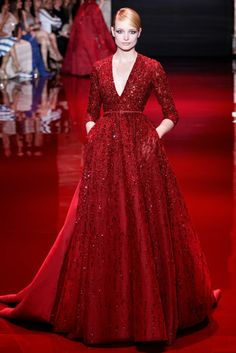 """""""Elie Saab Haute Couture FW13"""" - Another bunch of gorgeous Princessy gowns from Mr. Elie Saab"""