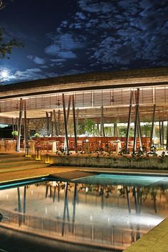 Perched beside a mangrove wetland on the chocolate sand shores of Playa Panama, El Mangroove is 17 acres of pure sexy. El Mangroove, Autograph Collection (Guanacaste, Costa Rica) - Jetsetter