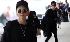 It's been a weeks of ups and downs for Ruby Rose.