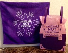 Svgcut Luxury Handbag Satchel Purse  Hands Are Not For Hitting. Stop Domestic Violence... Done for a Friend , Who dose Domestic Violence walk in New York .