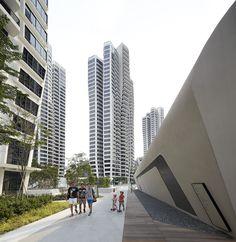 d'Leedon Condominium, Singapore - Zaha Hadid Architects