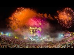 Dimitri Vegas & Like Mike - Live at Tomorrowland 2016 ( FULL Mainstage Set HD ) - YouTube