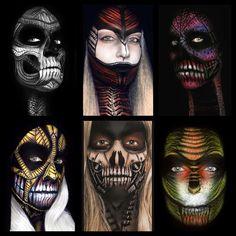 •hairstylist/makeup/SFX/visual artist• •owner: @thefoxguildstudio•