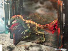 Jurassic Park III Raptor Attack Playset