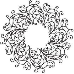 Filigree Wreath_image