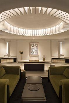 Interior Ceiling Design, House Ceiling Design, Ceiling Design Living Room, Bedroom False Ceiling Design, Home Ceiling, Roof Design, Ceiling Decor, Design Bedroom, Lobby Design