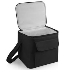 The Aero Insulated Cooler Tote is a simple, soft sided, but efficient. Fully insulated with a zippered lid. Pack it up with 27-12 ounce cans.