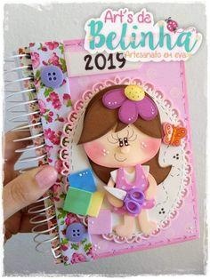 Foam Sheet Crafts, Foam Crafts, Diy And Crafts, Crafts For Kids, Arts And Crafts, Paper Crafts, Carnival Crafts, Foam Sheets, Decorate Notebook