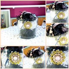 PinkGlitter: DIY | Customisation d'objets en verre pour créer d...