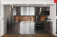 Loft kitchen - Camden