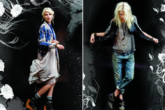 Free People's latest video catalog is all about the relation of opposites with light and dark – masculine and feminine.