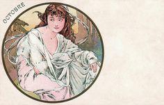 ART & ARTISTS: Alphonse Mucha - part 5
