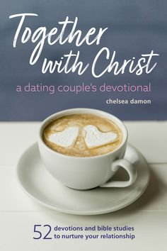 The null of the Together With Christ: A Dating Couples Devotional: 52 Devotions and Bible Studies to Nurture Your Relationship by Chelsea Damon at Barnes
