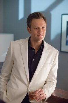 Joel McHale on 'The Soup's' Episode and Dan Harmon's Return to 'Community': 'I'm Just Thrilled' Joel Mchale, How Are Things, Dan Harmon, Reality Tv, Suit Jacket, Blazer, How To Wear, Jackets, Soup