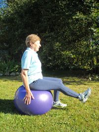Rider Fitness Tip of the Month: Better Balance