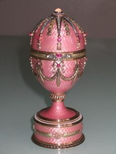 Tzars of Russia Faberge Eggs | authentic romanov era faberge egg started hangs many other eggs