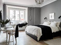 Inspiring Scandinavian Bedroom Interior Design Ideas (29)