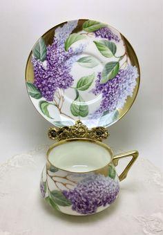 Tea Cup Set, My Cup Of Tea, Cup And Saucer Set, Tea Cup Saucer, Vintage Cups, Vintage Tea, Cute Tea Cups, Teapots And Cups, Teacups
