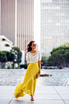 45 Cute Spring Outfits to Try This Season 2016