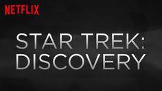 """Schau dir mal """"Star Trek: Discovery"""" auf Netflix an."""