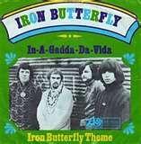 """Iron Butterfly and """"InAGaddaDaVida."""""""