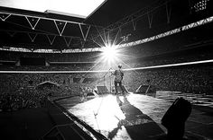 Ed Sheeran 'Live at Wembley Stadium' Concert Special Coming to NBC. Photo copyright Christie Goodwin, all rights reserved