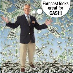 snowing cash