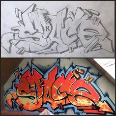Wall drawing design artworks Ideas – Graffiti World Graffiti Art Drawings, Graffiti Alphabet Styles, Graffiti Piece, Graffiti Doodles, Graffiti Wall Art, Graffiti Designs, Graffiti Characters, Graffiti Lettering, Street Art Graffiti