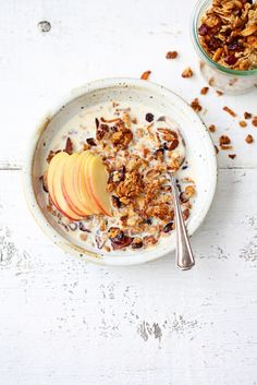Beyond Sweet and Savory: Homemade banana granola