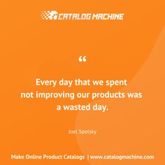 The Catalog Machine team improves the platform every day. So you receive the best experience! #tips #businessadvice #InspirationalQuotes Make Money From Home, Make Money Online, How To Make Money, How To Become, Product Catalog, Business Advice, Online Jobs, Money Saving Tips, Making Ideas