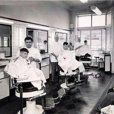 Barber Shop Johnson City Tn : ... Paulas ideas on Pinterest Barber shop, Barbers and Barber chair