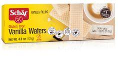 Vanilla Wafers - Schar