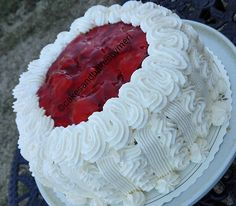 #leivojakoristele #mansikkahaaste Kiitos @cakesandbakesbymeri