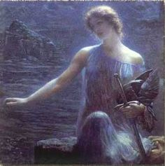 """DANU, Anu, or Dana, is the ancient Mother Goddess of Ireland (Welsh Don). In Irish mythology, Danu is the mother goddess of the Tuatha Dé Danann (Old Irish: """"The peoples of the goddess Danu""""). Though primarily seen as an ancestral figure, some Victorian sources also associate her with the land. Danu was considered as the mythic mother goddess of the Tuatha Dé Danann, the Celtic tribes that first invaded Ireland."""