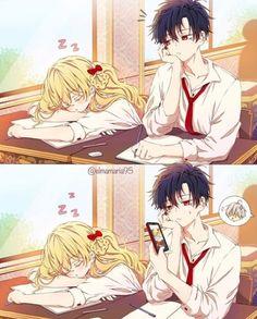 Anime Romance, Manhwa, Anime Wall Art, Anime Princess, Cute Couple Art, Fun Comics, Fandom Drawing, Anime Sketch