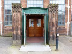 Scotland Street School Museum. Glasgow, Scotland. Charles Rennie Mackintosh.1903 and 1906.