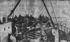 The Carpathia was the first ship to respond to Titanic distress calls.  The crew of the Carpathia was able to rescue 705 survivors