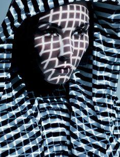 Sølve Sundsbø Shoots Noomi Rapace For Dazed Digital